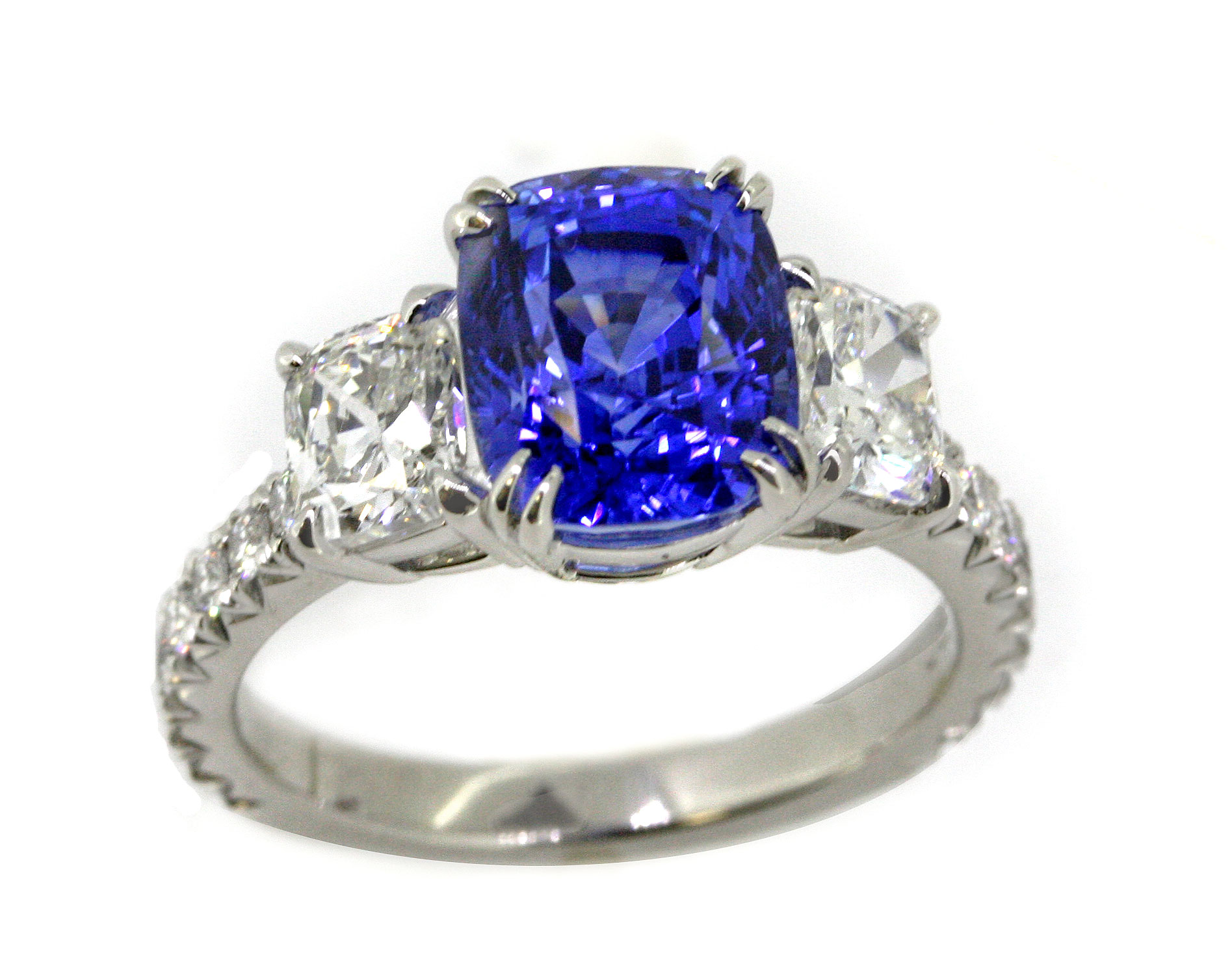 Ten Sapphire Engagement ring style ideas