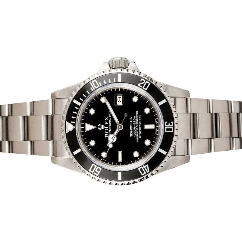 Rolex Sea Dweller Stainless steel
