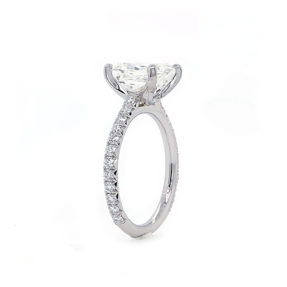 Princess Cut Diamond Engagement Ring Designers