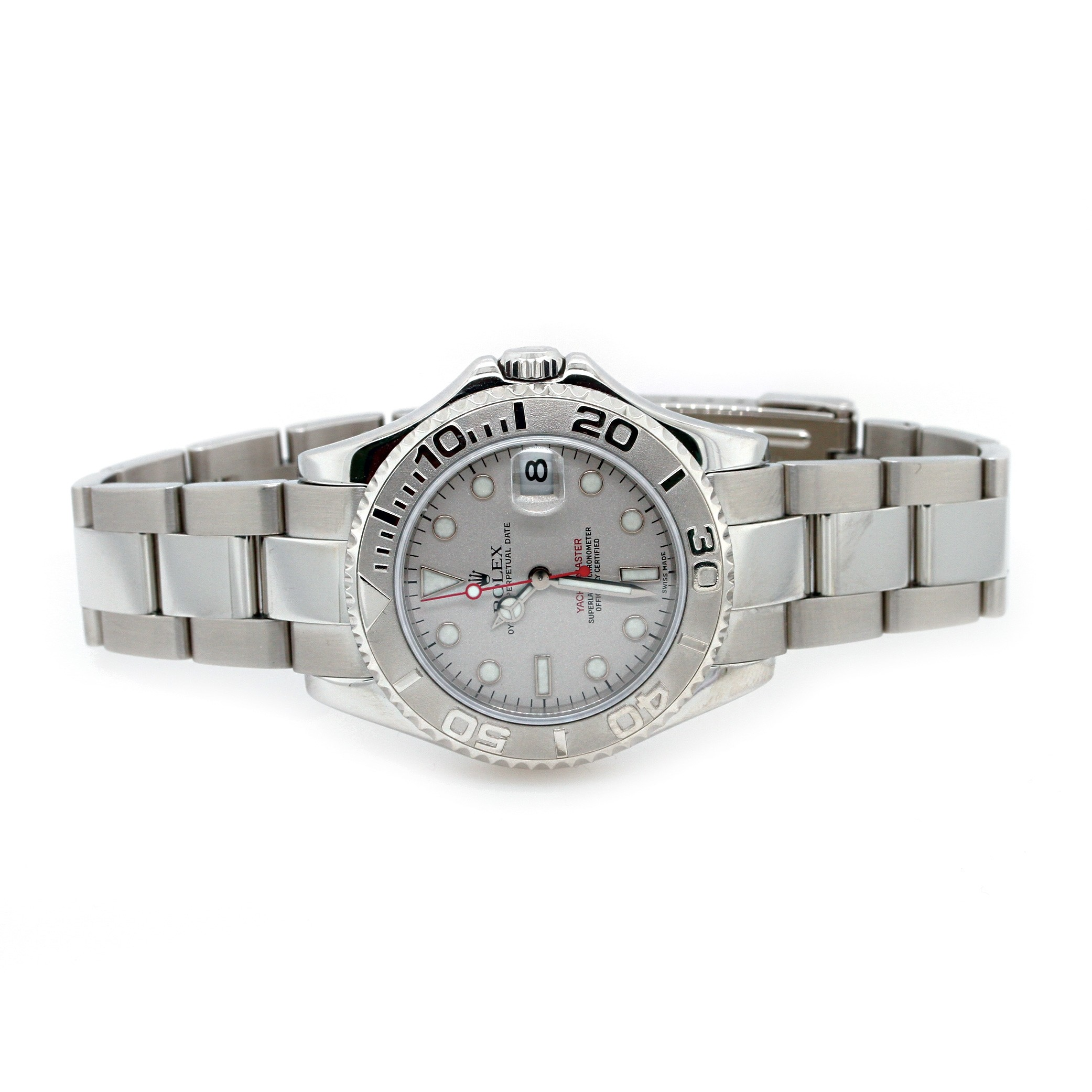 Rolex Yachtmaster 35mm Midsize