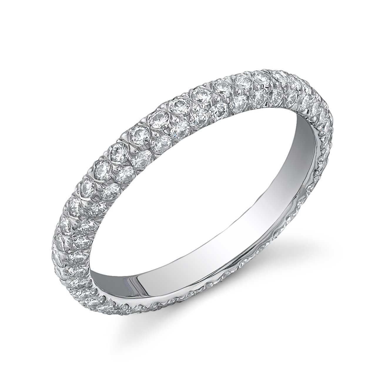 pave half band db white darling pav eternity gold bands diamond ring beers de