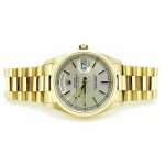 Rolex President Day-Date 36mm in 18k yellow gold