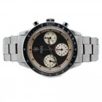 "6241 Stainless Steel Rolex Daytona ""Paul Newman"" style 1964"