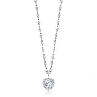 Forevermark Heart Diamond Pendant