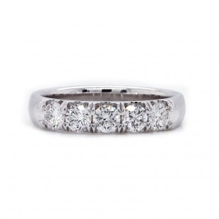Diamond Band 0.72 ct twt