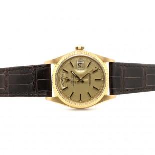 Yellow Gold Rolex Date Date