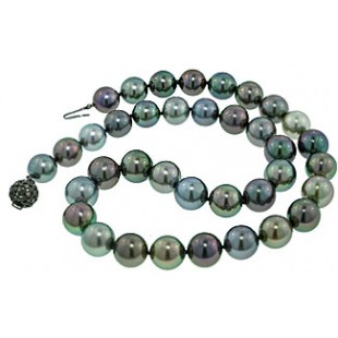 """12mm Excellent Luster South Sea's pearls 18"""""""