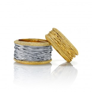 Marika Design Wire Wrapped Bands