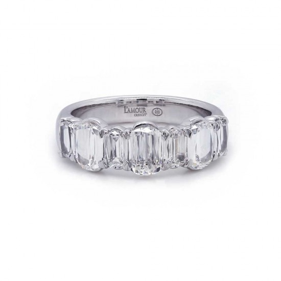 Christopher Lamour Alternating Diamond Band