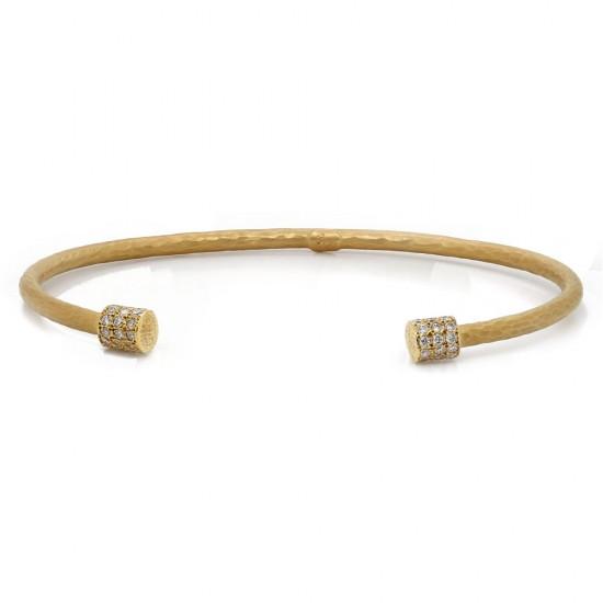 Marika Diamond Cuff Bracelet