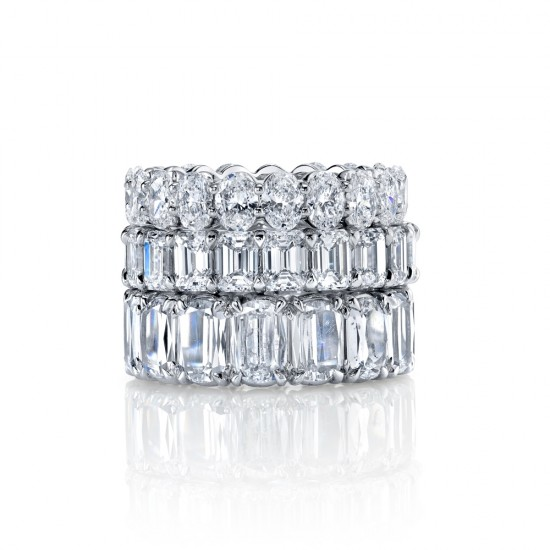 Stacking Diamond Bands