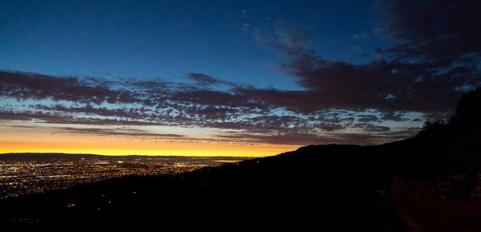 Grand View Mount Hamilton